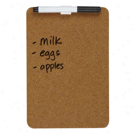 Eco-bamboo Dry Erase Board By O.r.e. Originals