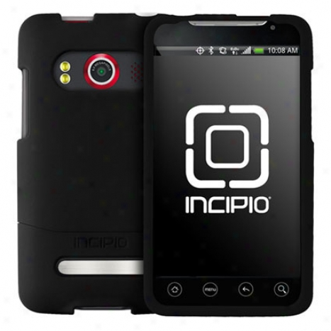 Edge For Htc Evo At Incipio - Black