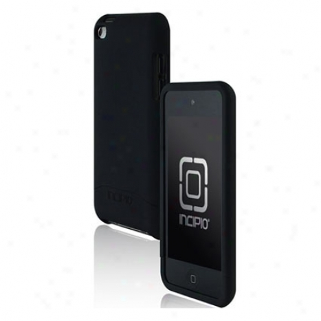 Edge For Ipod Touch 4g By Incipio - Matte Black