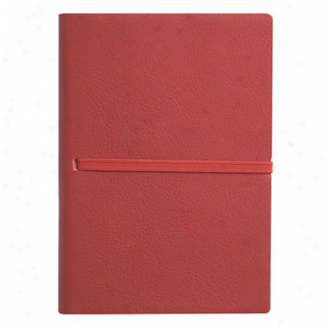 Elastico Journal At Eccolo - Red