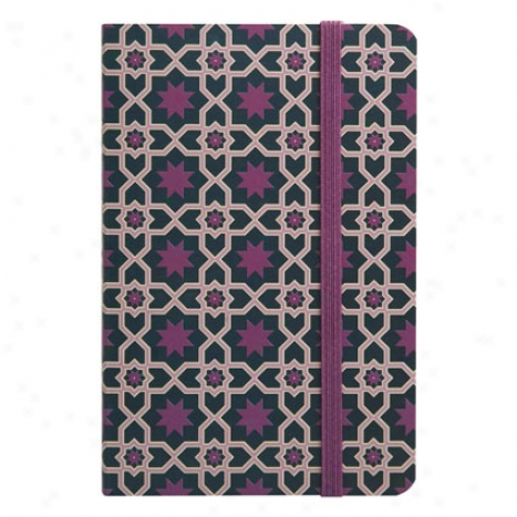 Ellis Springy Journal By Eccolo - Marrakesh
