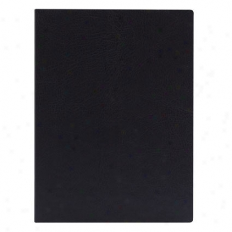 Essential Collection Journal By Eccolo - Blank Black