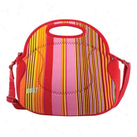 Extra Relish Lunch Tote - Nolita Stripe