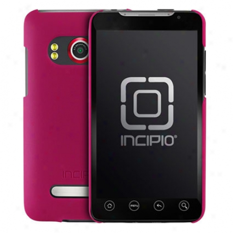 Feather For Htc Evo By Incipio - Fuschia Magenta