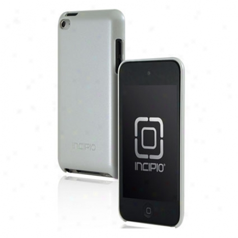Kind For Ipod Touch 4g By Incipio - Pearl Metallic White