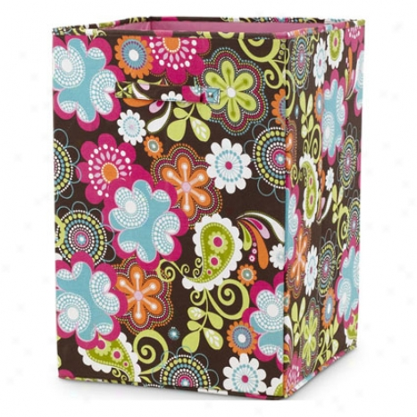 Flat Hamper In proportion to Buckhead Betties - Pretty Paisley