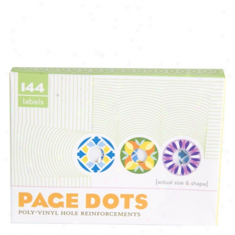 Frolicsome Page Dots By Girl Of All Work