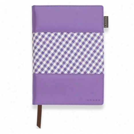 Gingham Journal 2011 By Croe - Purple