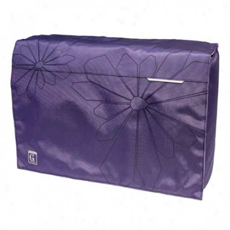 Golla 16 Pixie Laptop Messenger - Purple
