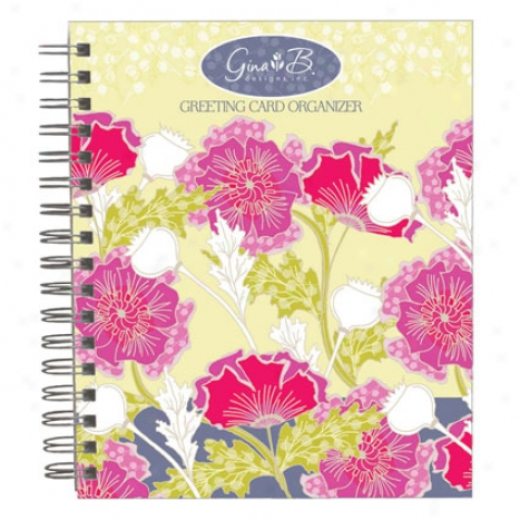 Greeting Card Organizer - Kenzie By Gina B. Designs