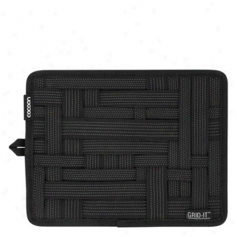 Grid-it Organizer For Ioad Case By Cocoon - Black