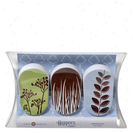 Happeez Clipper -  Au Naturale 3 Compress By Mayfair Lane
