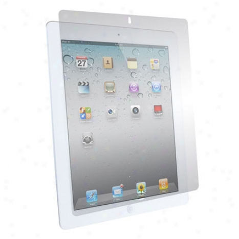 Hd Anti-glare Screen Guardz For Ipad 2 By Bodyguardz