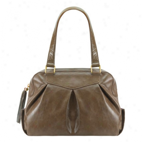 Her Point Of View Tote - Taupe