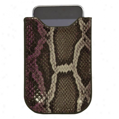 Iphone Case By Graphic Image - Rose Python
