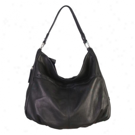 Julie Hobo By Ellington Handbags - Black