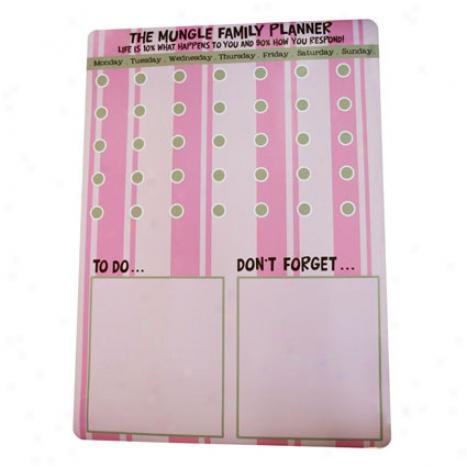 Kate's Calendar By Em Tanner - Feeble, Magnetic