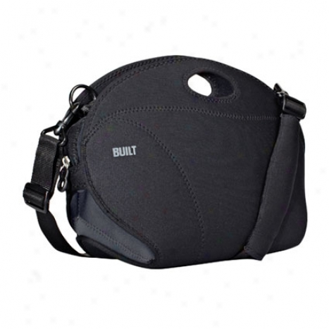 Larg eCargo Camera Bag - Black
