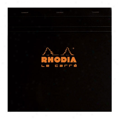 Le Carre Graph Notepad 8 X 8 By Rhodia