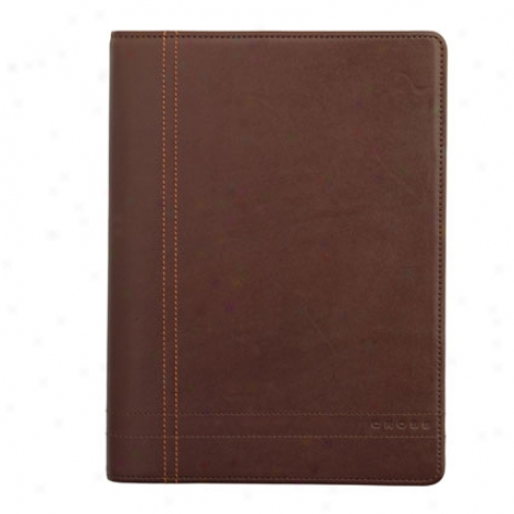 Legacy Leather Jr. Padfolio - Brown By Cross