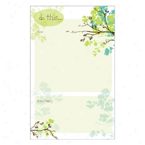 List And Plan Pad - Bella By Gina B. Designs