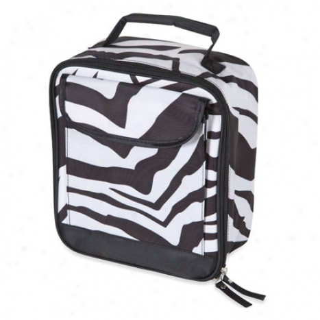 Lunch Tote By Room It Up - Sahara Stripe