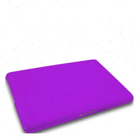 Macbook 13 Inch Unibody Feather By Inicpio - Dark Purple