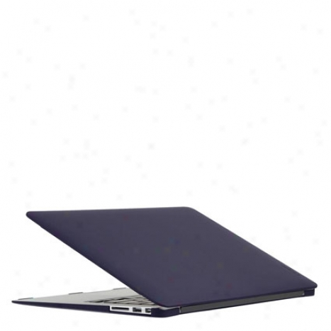 Macbook Air 13 Inch Feather By Incipio - Matte Iridescent Purple