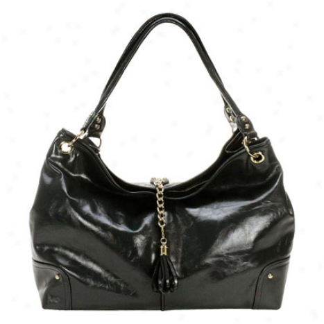 Magnolia Tote By Amy Michelle - Black