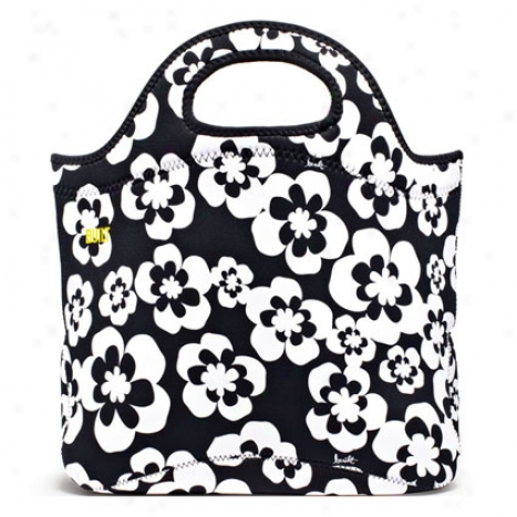 Mart Tote By Built - Summer Bloom