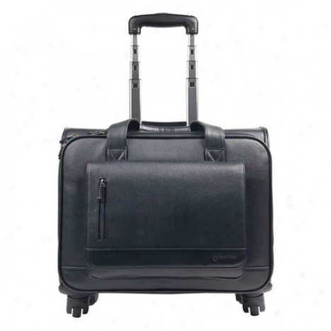 Matrix Rolling Laptop Suit - Black