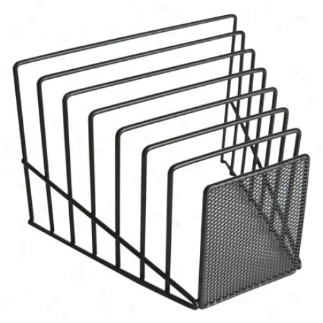Mesh Stepsorter By Design Ideas - Black