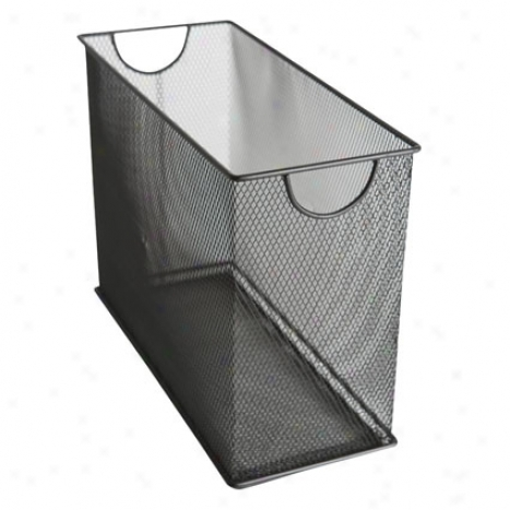 Mesh Tabletop File By Desigb Ideas - Black
