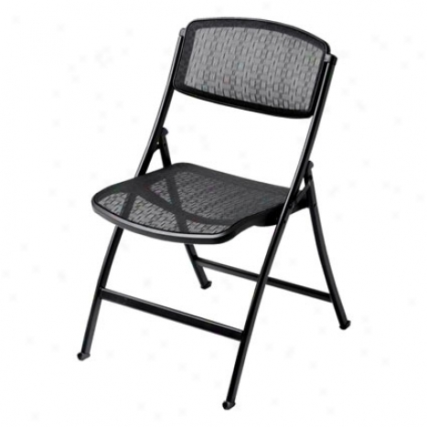 Meshone Folding Chair - Black