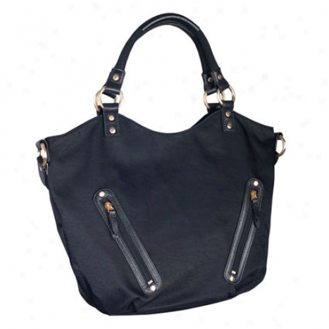 Mia Tote By Ellington Handbags - Black