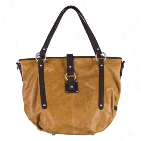 Naomi Totd By Ellington Handbags - Tan