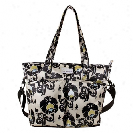 New Orleans Small Tote By Amy Michelle - Moroccan