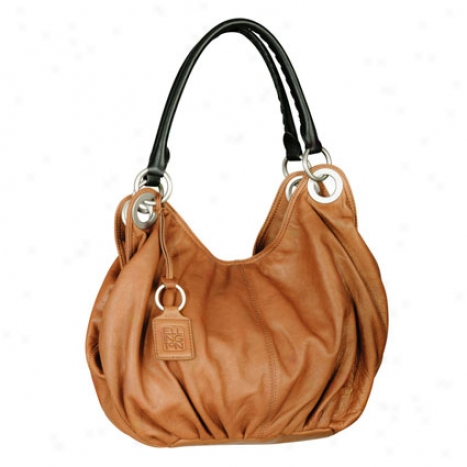 Nicole Hobo By Ellington Handbags - Tan