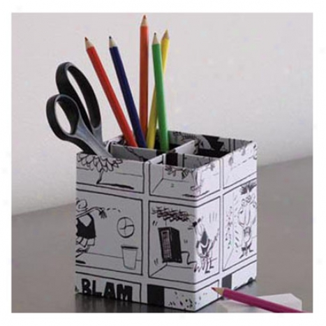 Officelife Pencil Cup By Design Ideas