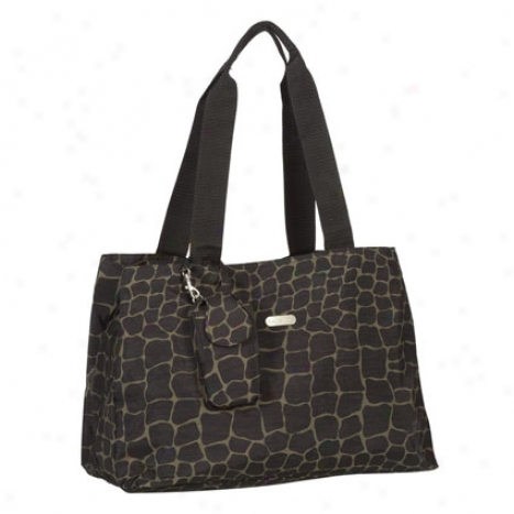 Only Bagg By Baggallini - Giraffe/dark Olive