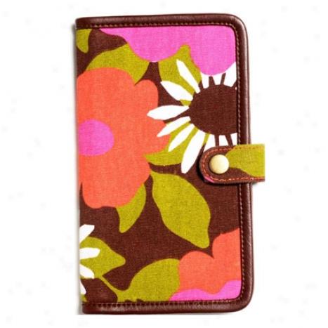 Passport Wallet By Tepper Jackson - Orange