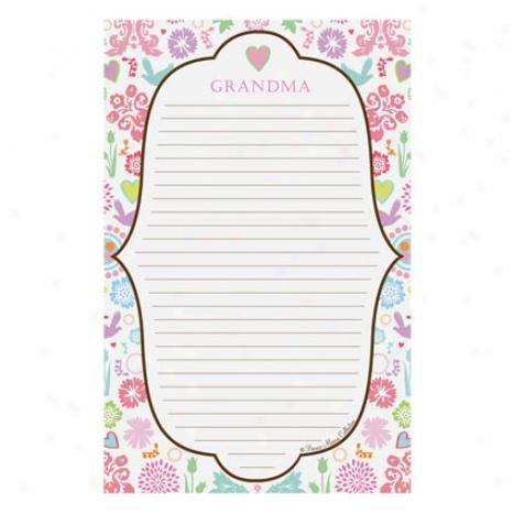 Perfect Pad By Bonnie Marcus - #1 Grandma