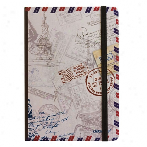 Pocket Passport Journal By Eccolo - Airmail