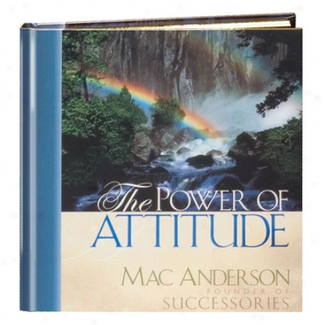 Power Of Attitude W/dvd By Simole Truths