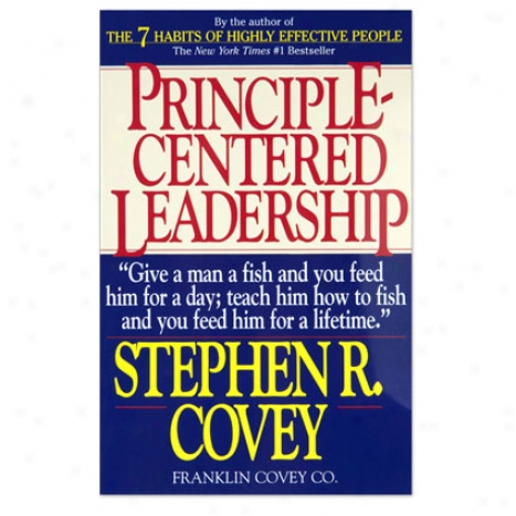 Principle-centered Leadership - Softcover