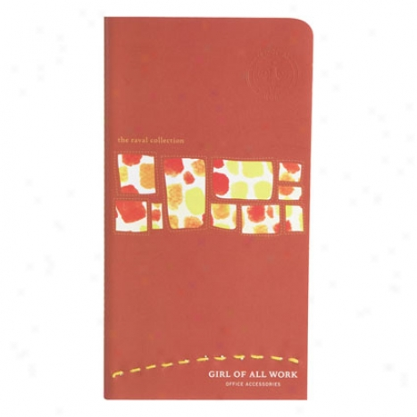 Raval Softbook By Girl Of All Work - Chili/grid Paper