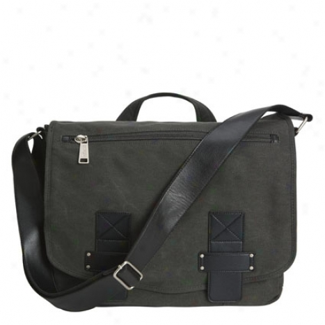 Rebound Kenneth Cole Don't Mess Out Om Canvas Messenger Bag
