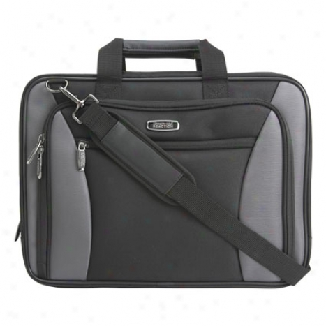 Reaction Kenneth Cole Every Port Of Me Ez-scan Laptop Bag