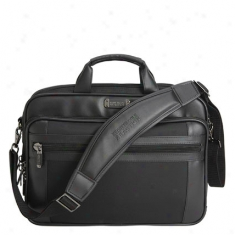 Reaction Kenneth Cole Ez-scan Top Zip Laptop Bag