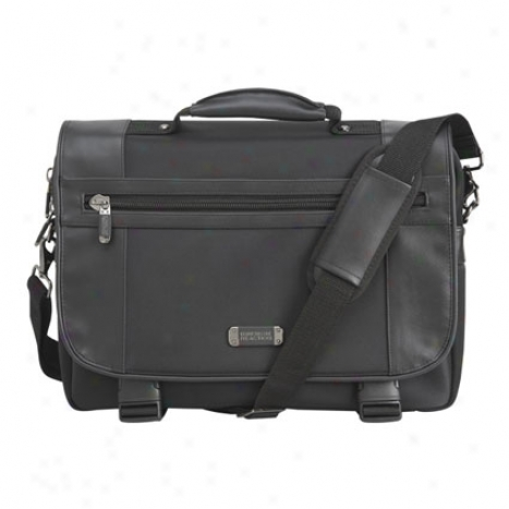 Reaction Kenneth Cole Flap-py Hour Laptop Bag